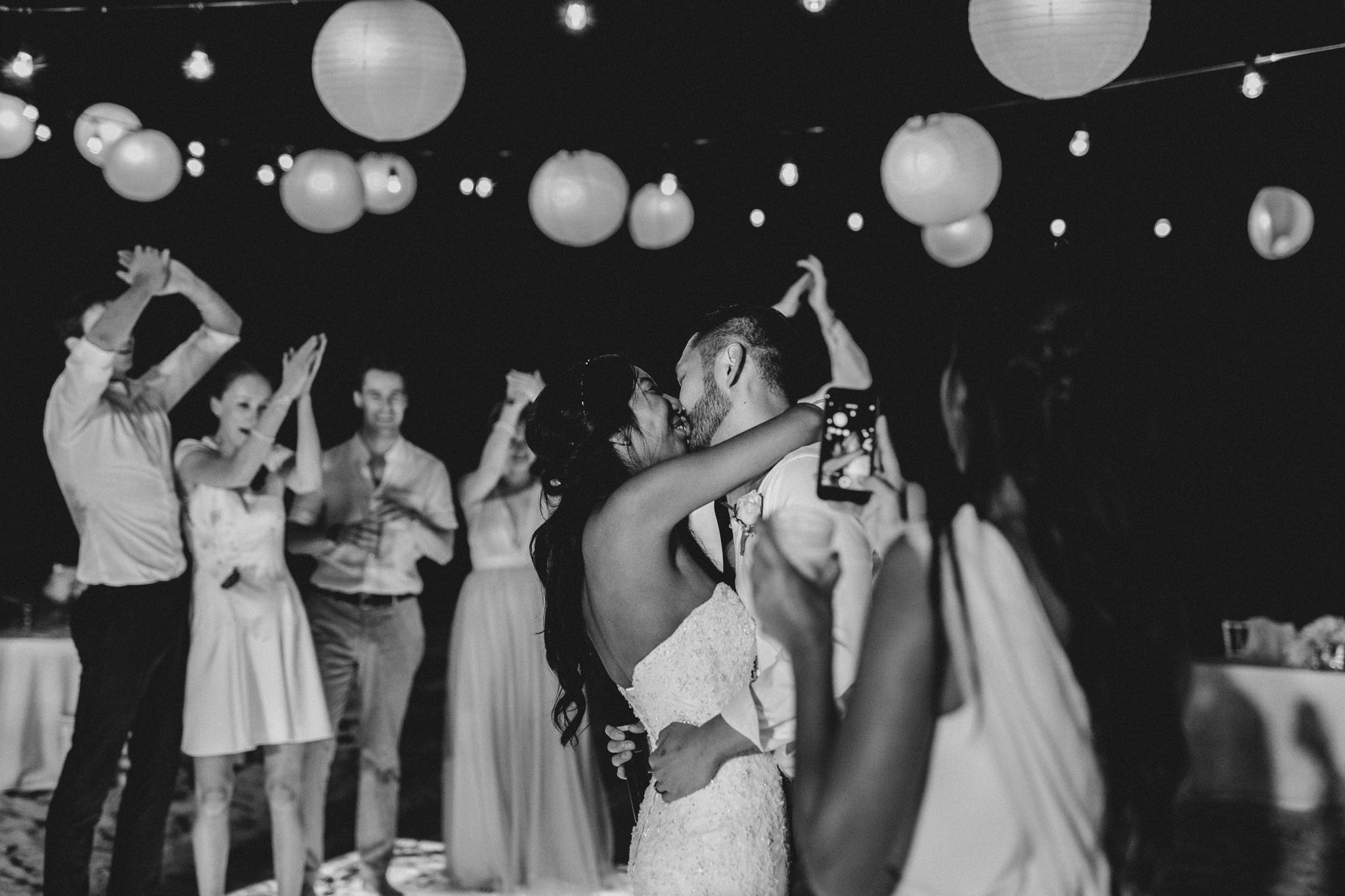 Cancun Mexico Wedding - celebrations