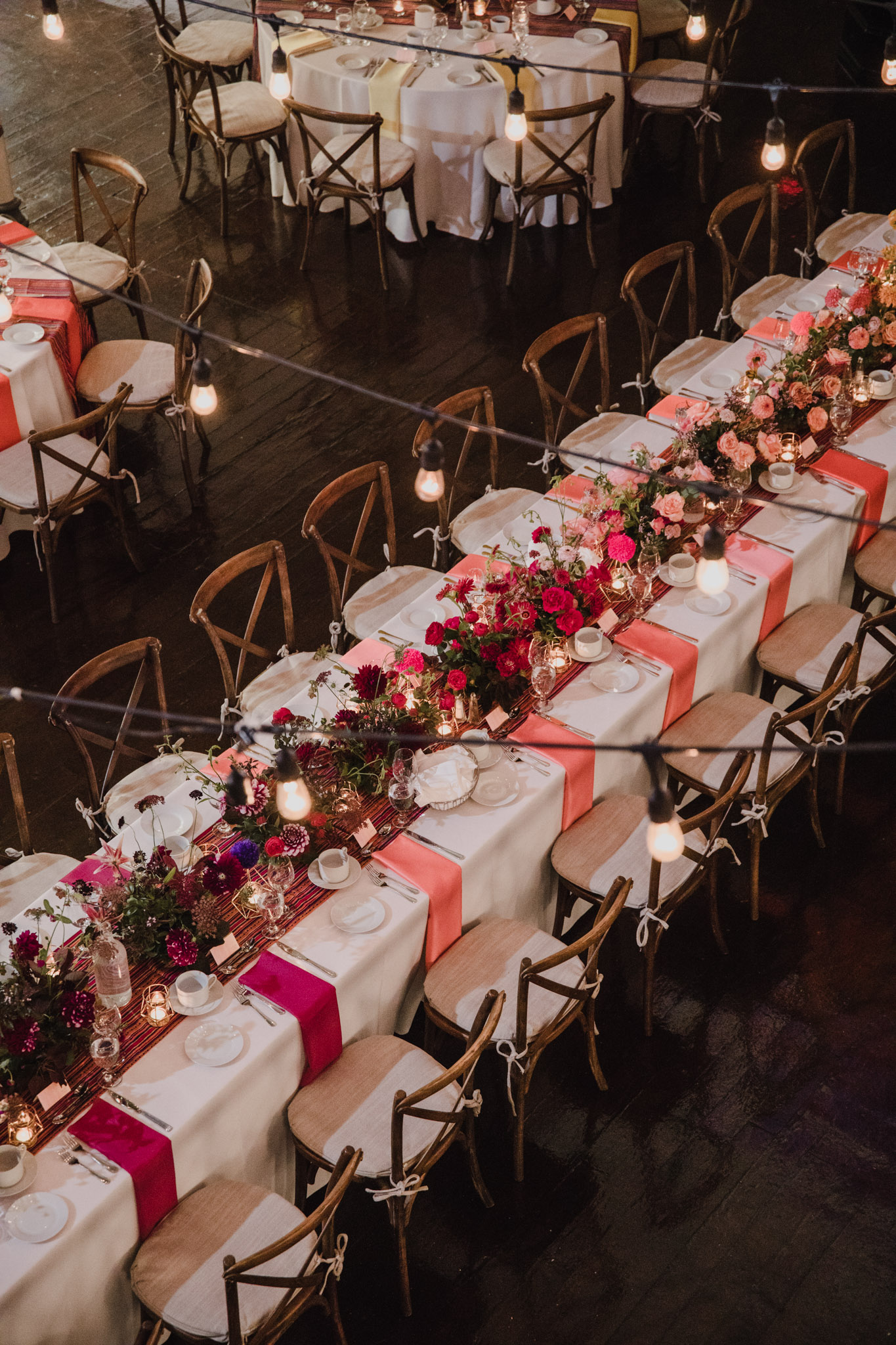 Berkeley Church Wedding - Love By Lynzie Table Art