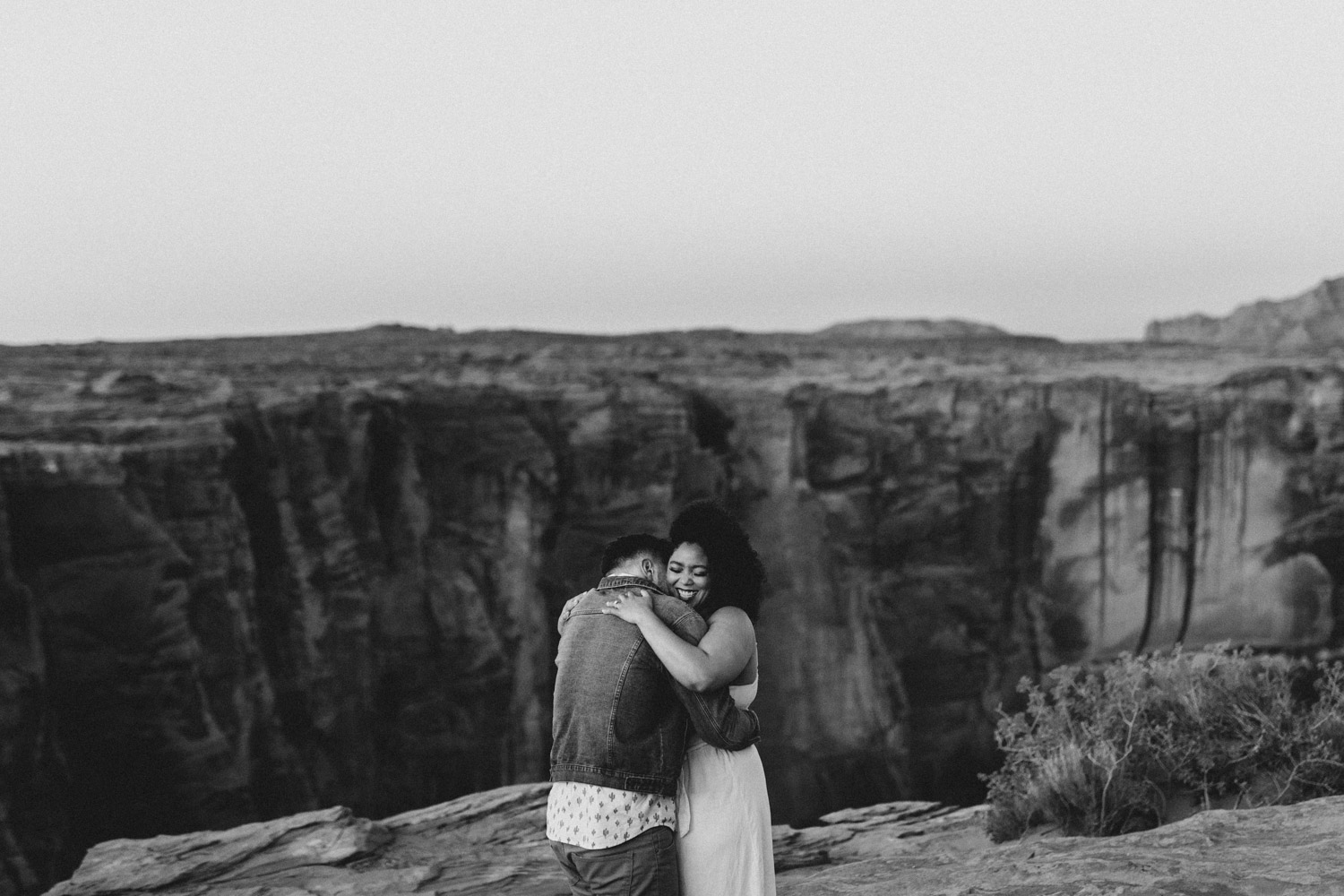 Horseshoe Bend Engagement
