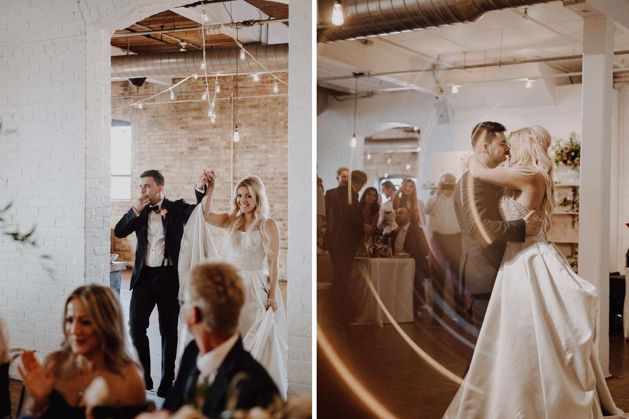 First dance. The Burroughes Wedding. Love By Lynzie. Wedding Photographer Jennifer See Studios.