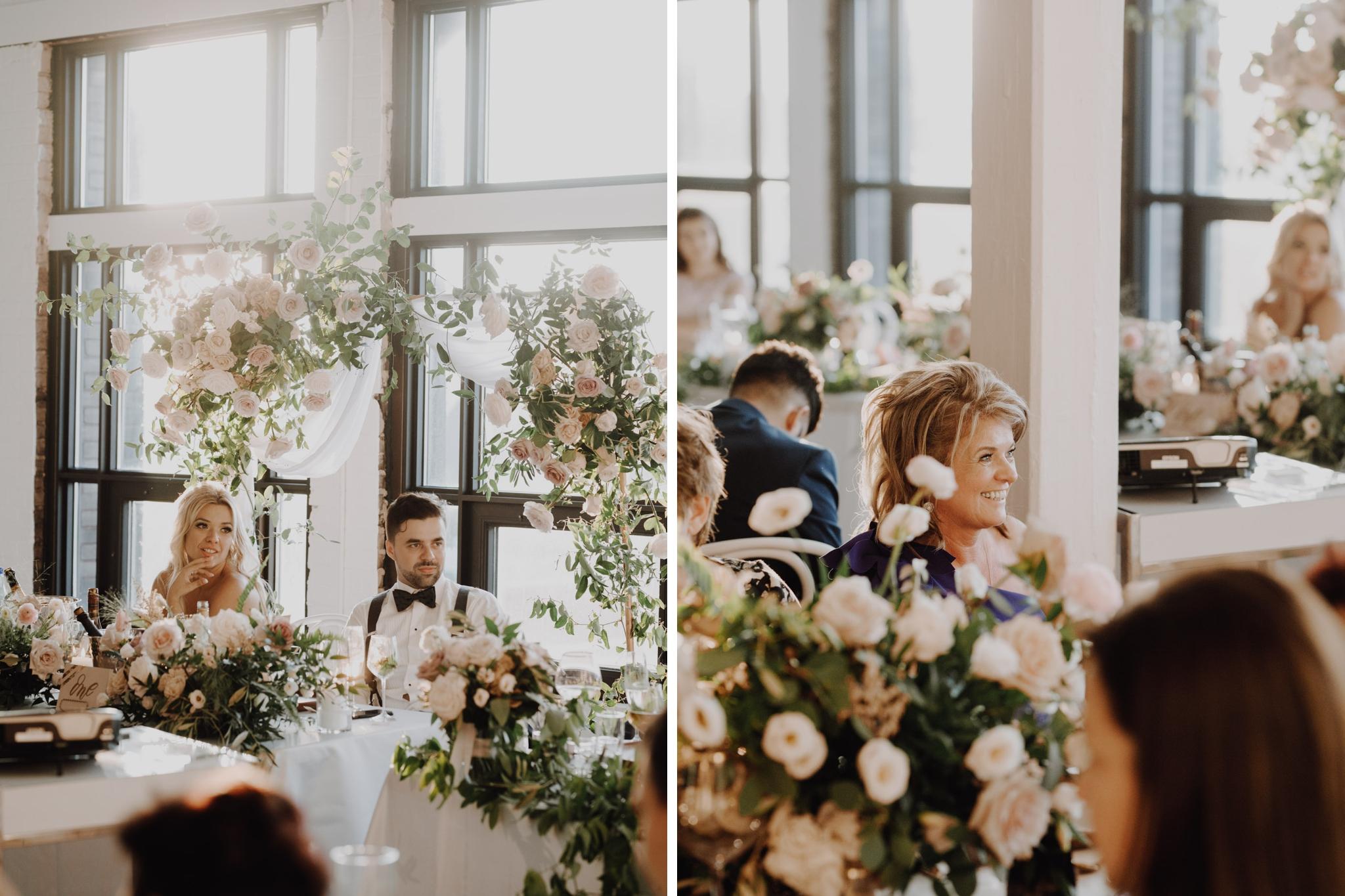 Floral design. The Burroughes Wedding. Love By Lynzie. Wedding Photographer Jennifer See Studios.