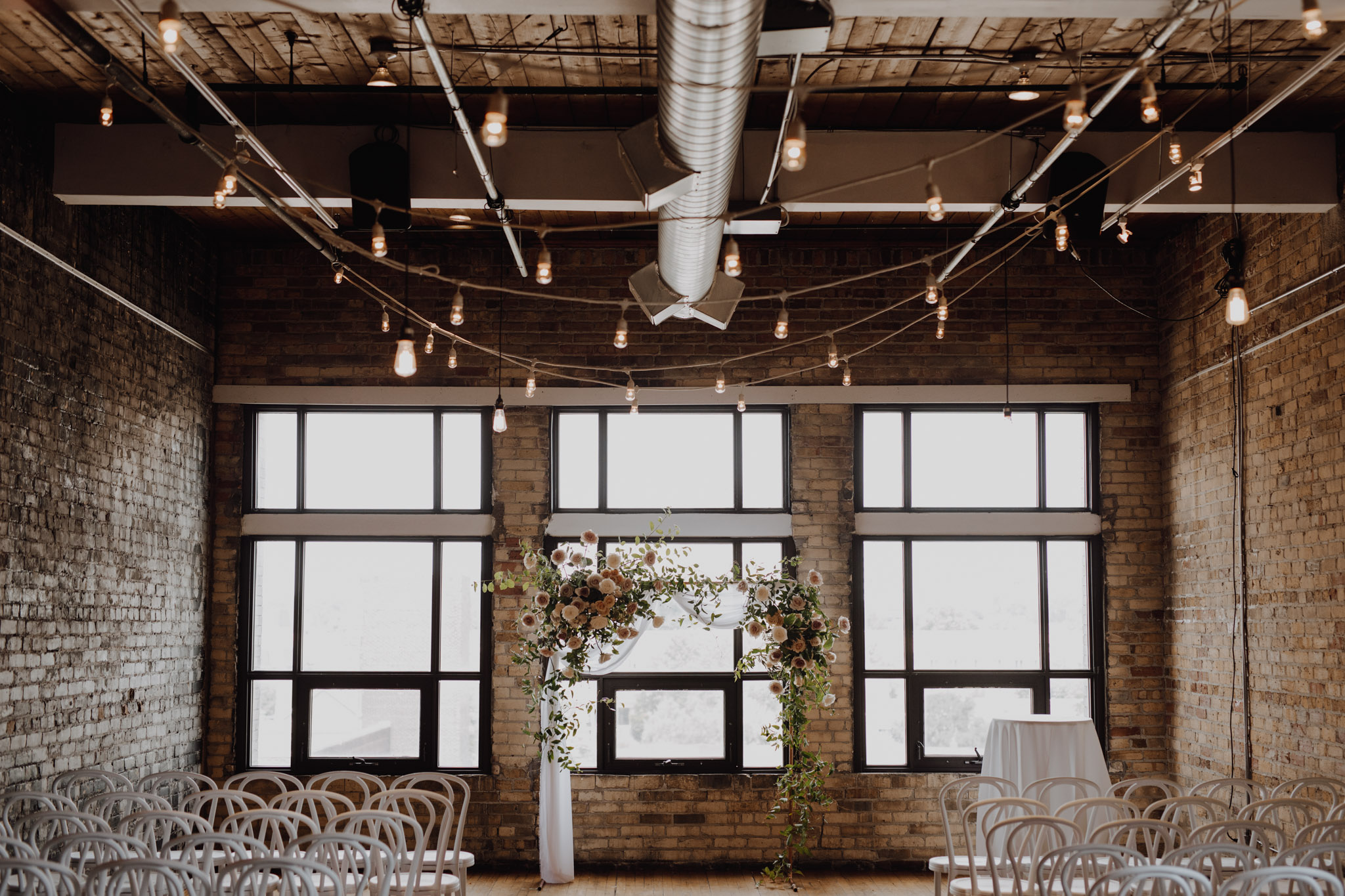 Chic decor for The Burroughes Wedding. Love By Lynzie. Wedding Photographer Jennifer See Studios.