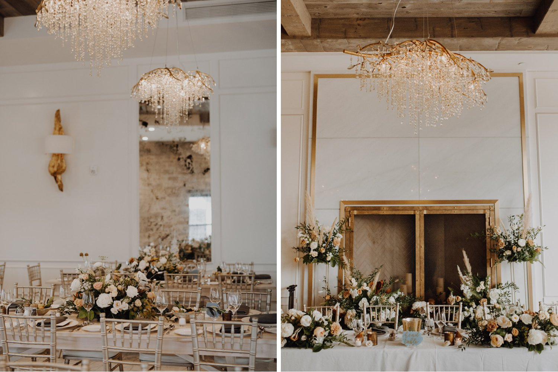 Elora Mill Wedding - reception venue