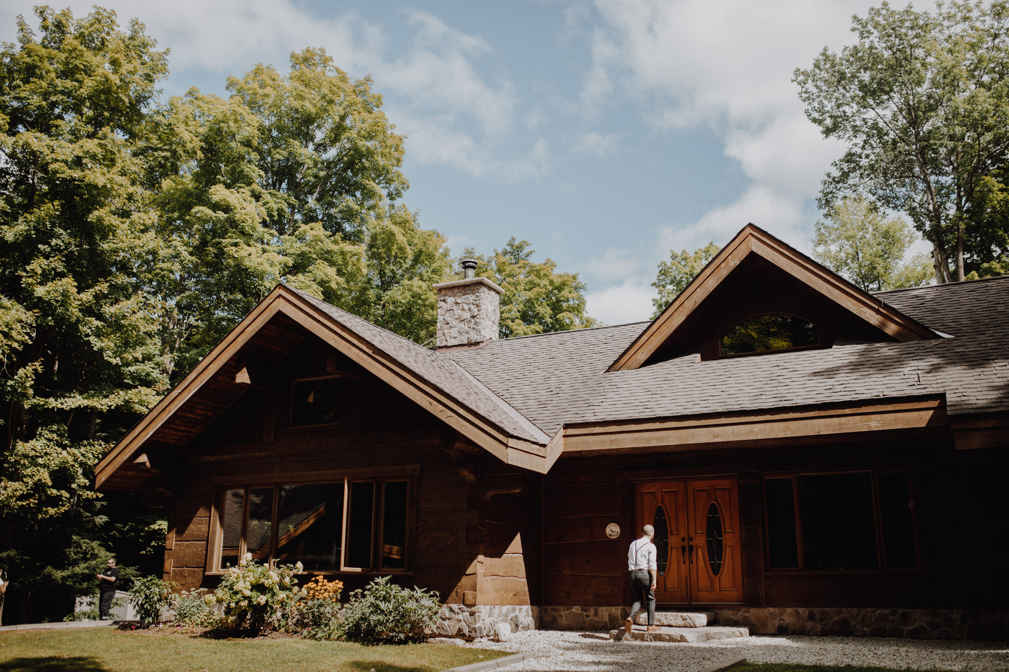 Outdoor Camp Wedding - the homestead