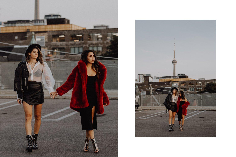 Toronto LGBTQ Engagement Photographer - engagement fashion