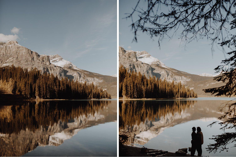 Emerald Lake - reflections
