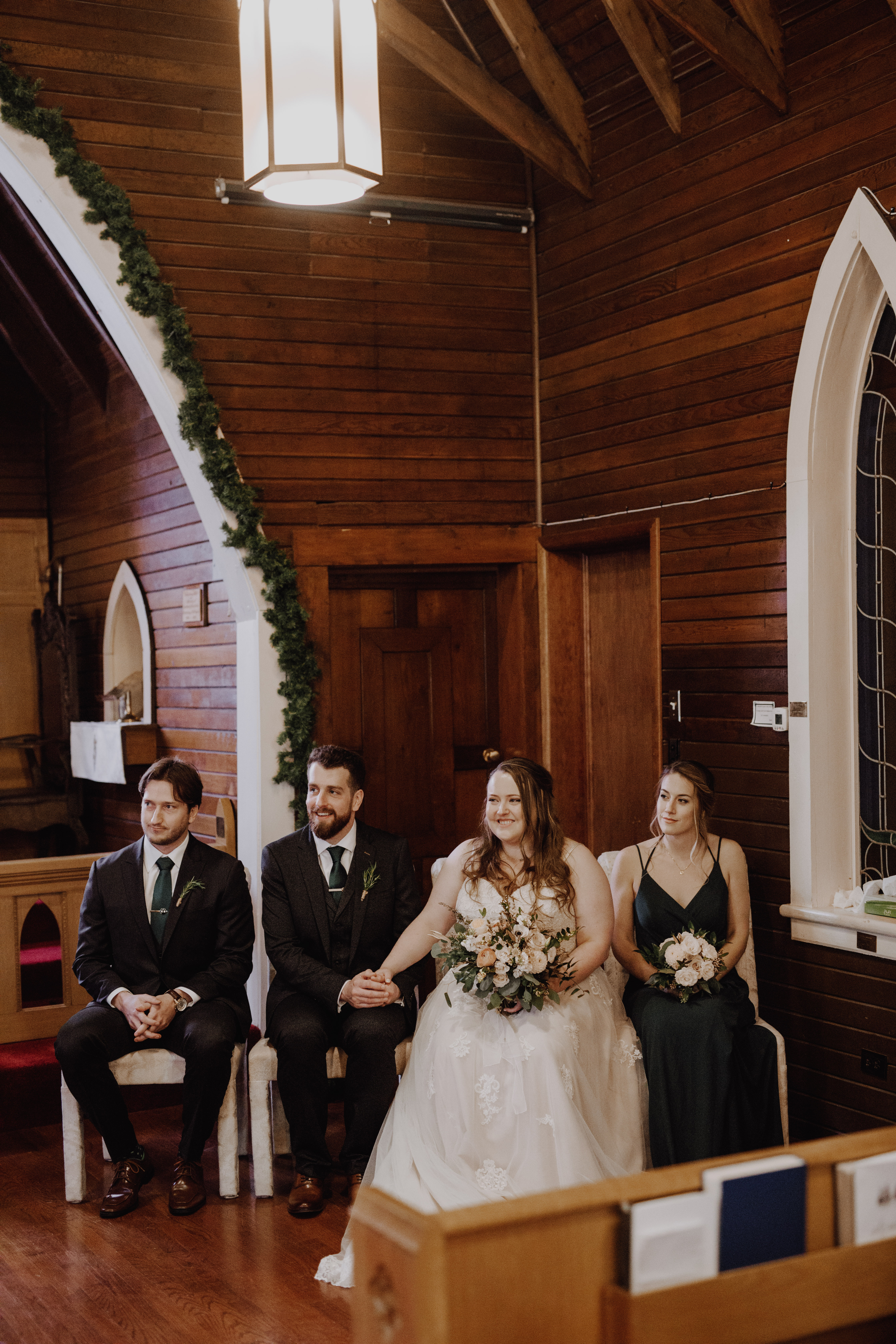 Banff Wedding - rustic wedding