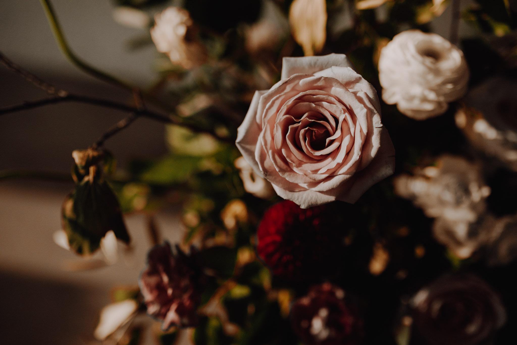District 28 Wedding Toronto - florals