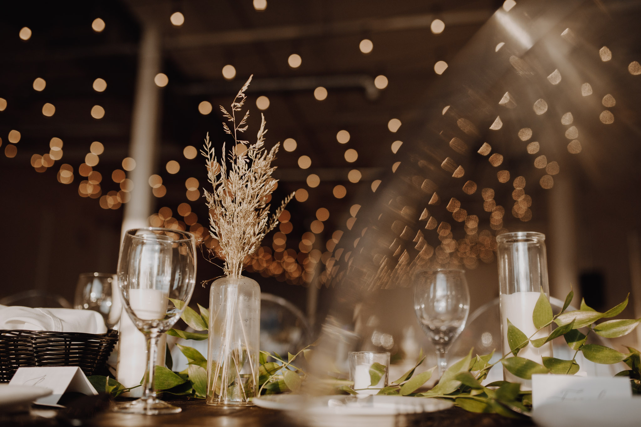 District 28 Wedding Toronto - details