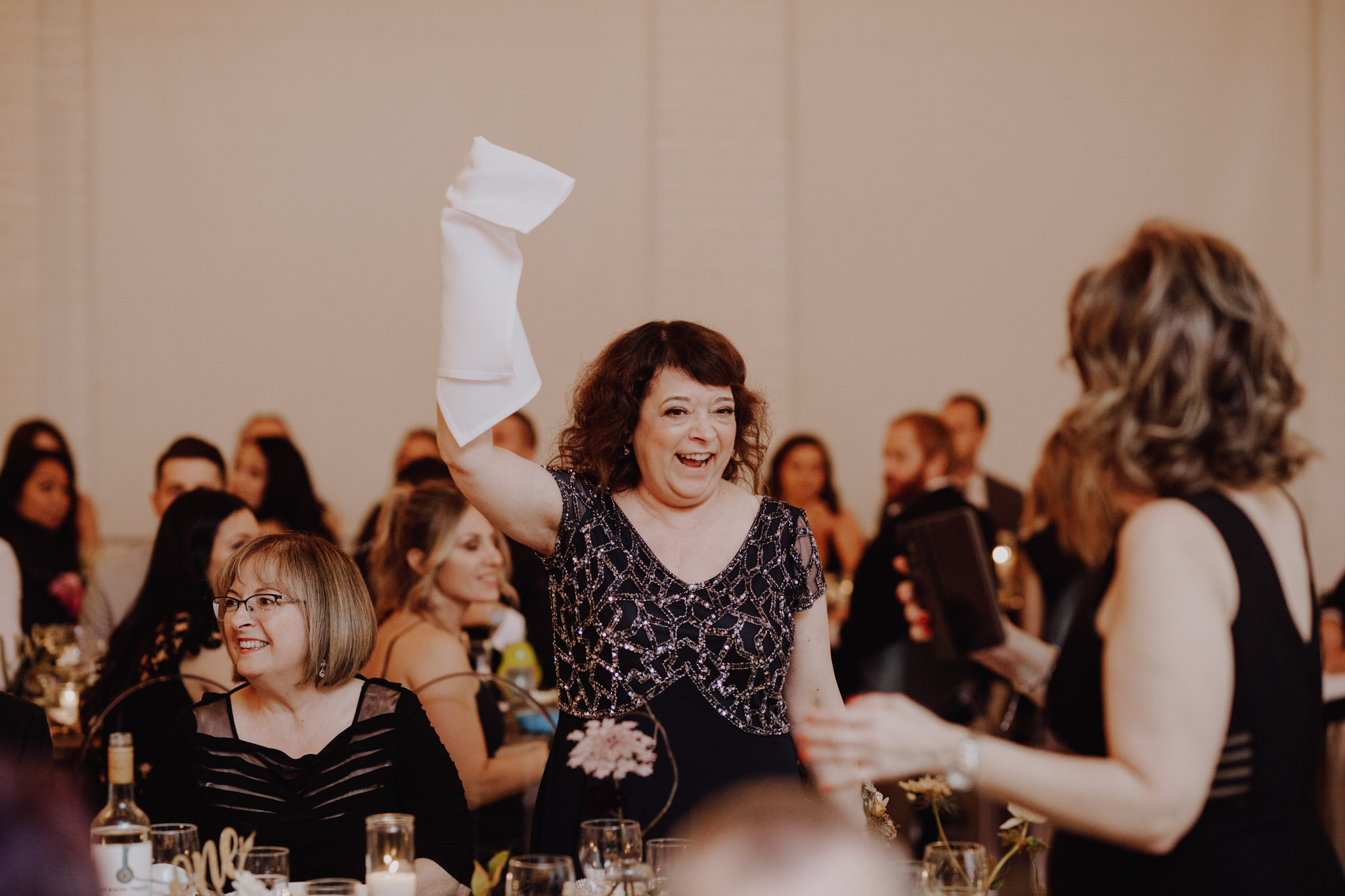 District 28 Wedding Toronto - speeches