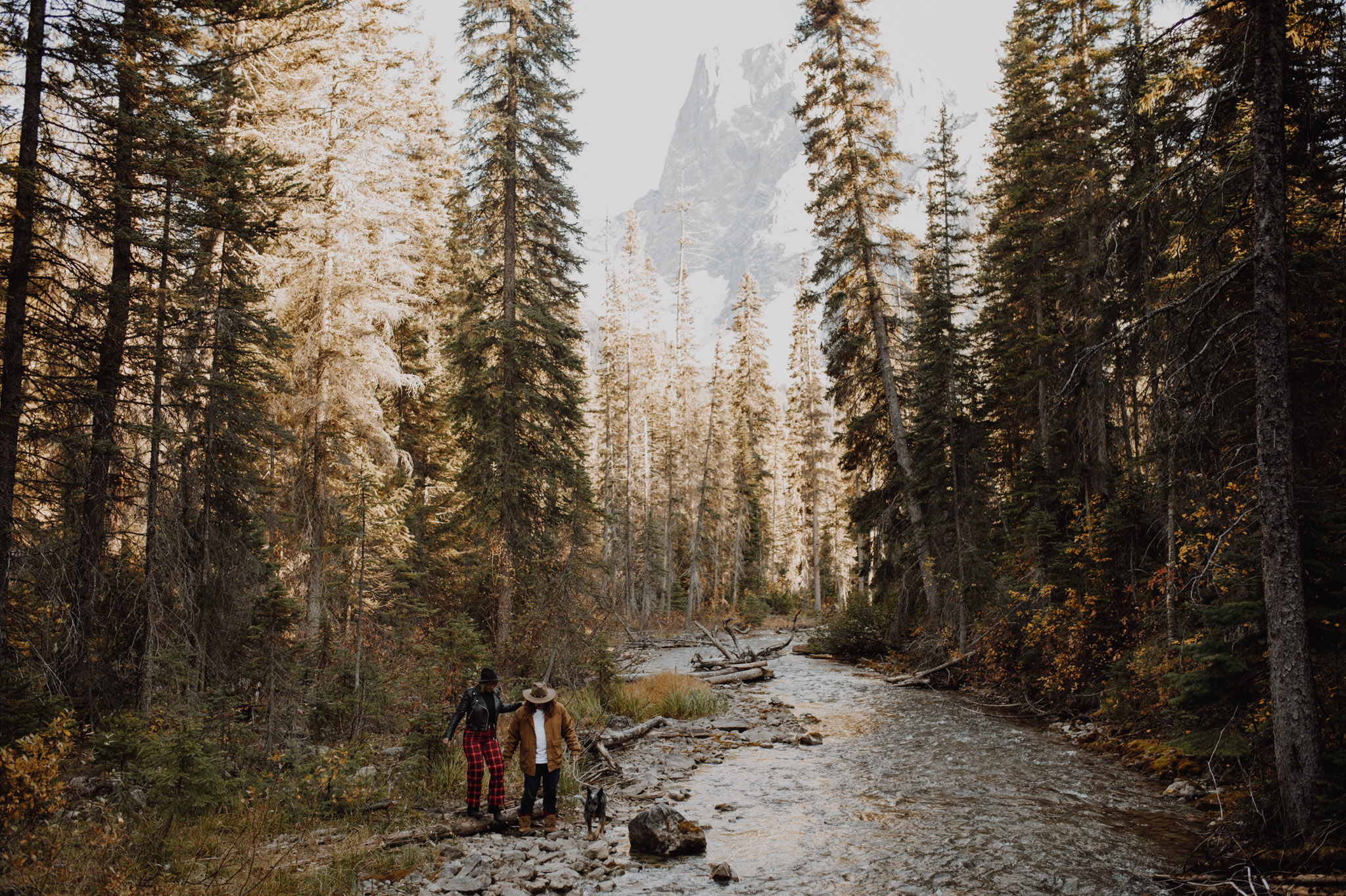 Emerald Lake - adventures by the river