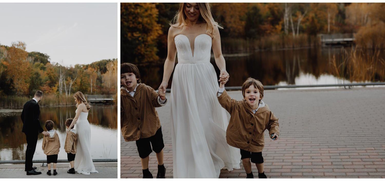 Casa La Palma Wedding - Family Portrait