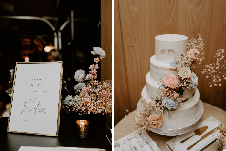 Casa La Palma Wedding - Pastel Wedding Details
