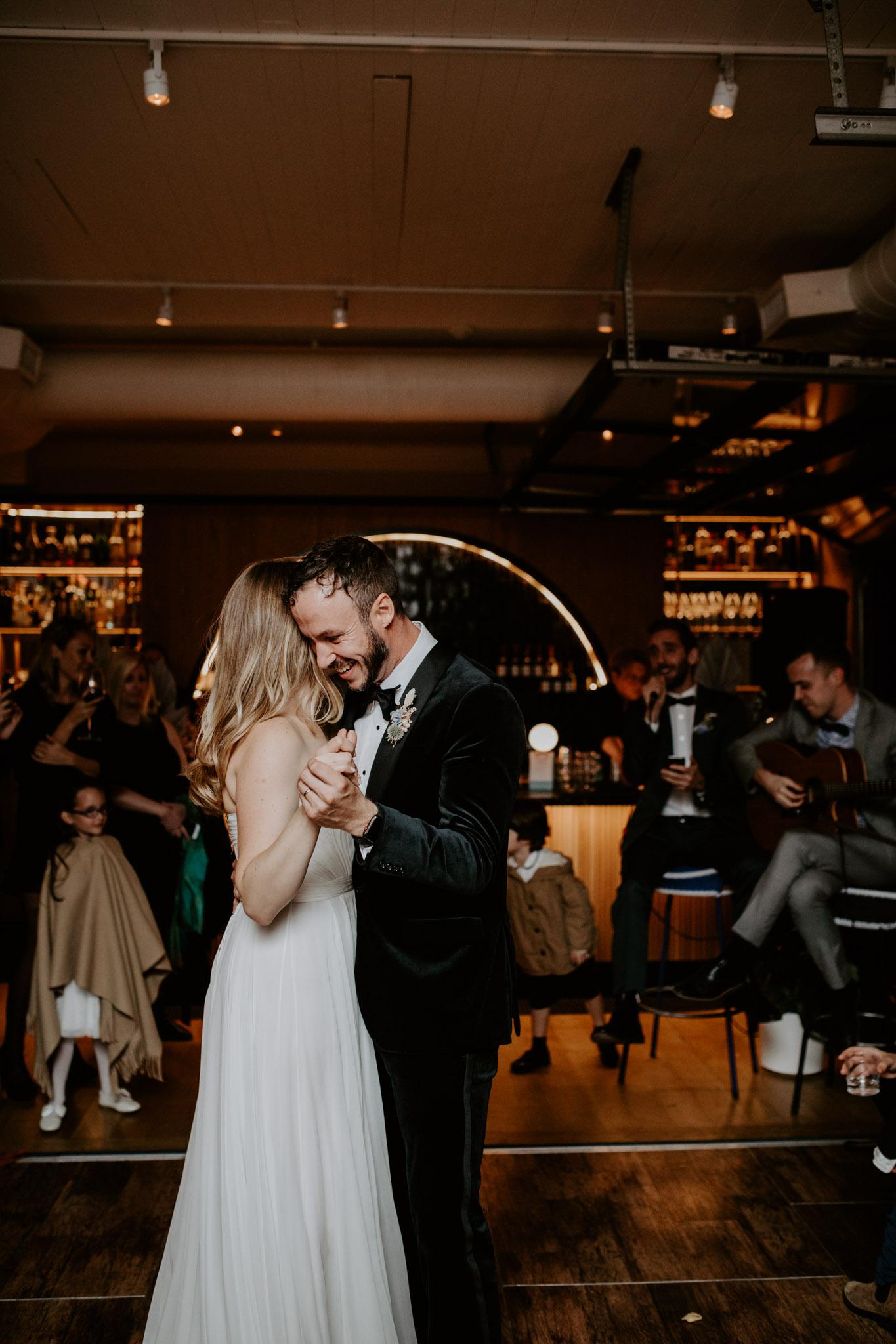 Casa La Palma Wedding - First Dance