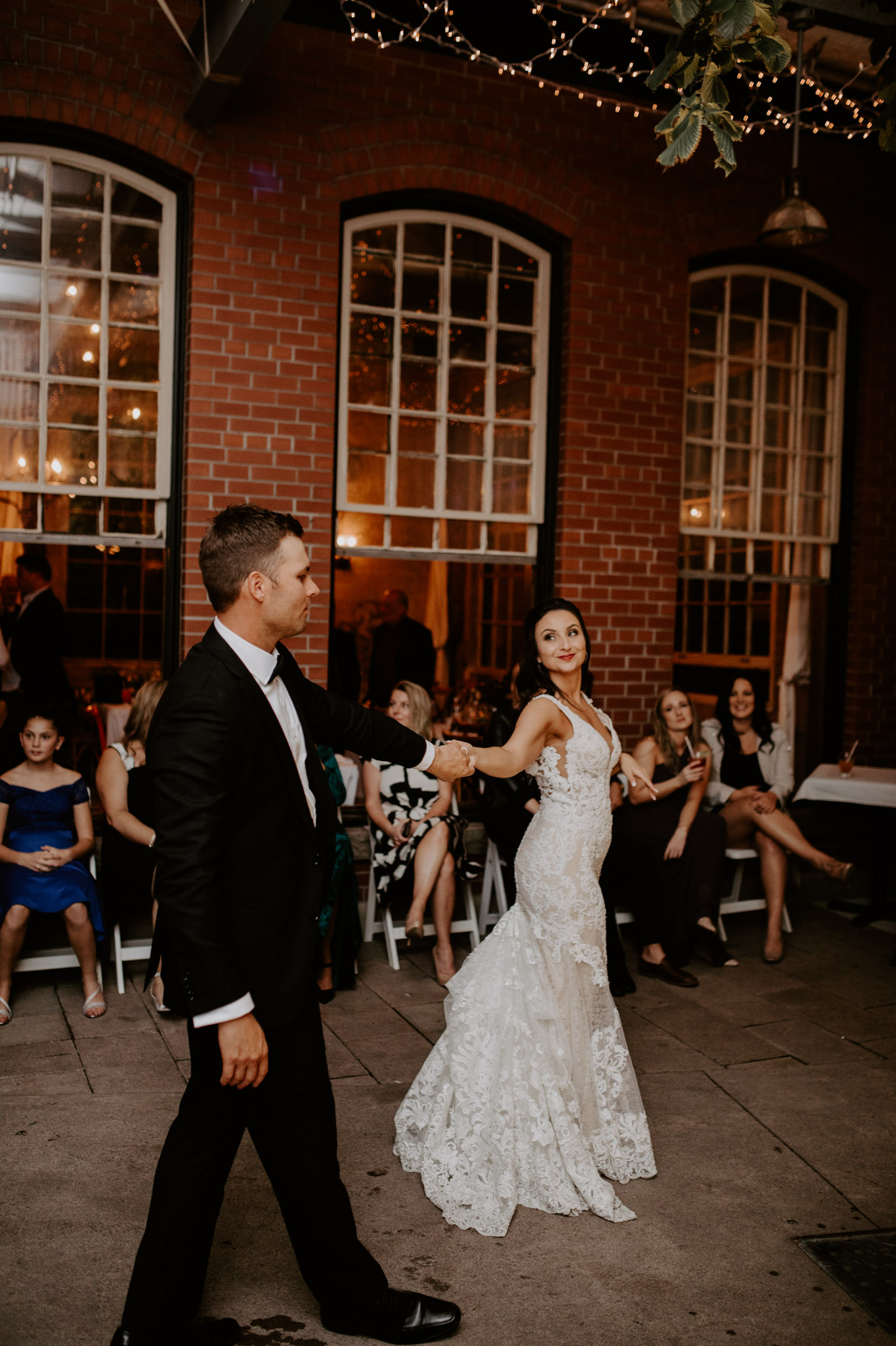 Caffino Wedding - first dance